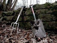 Digging Spade & Fork