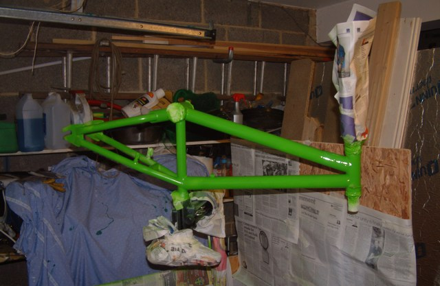 BMX re-spray preview