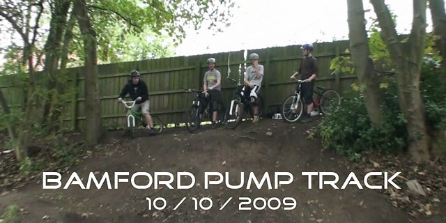 [09'10'10 Bamford Pump Track Video]