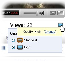 Youtube Quality Setting